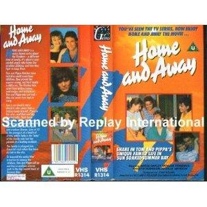 Home And Away - The Original Pilot TV Movie [1986] [VHS]
