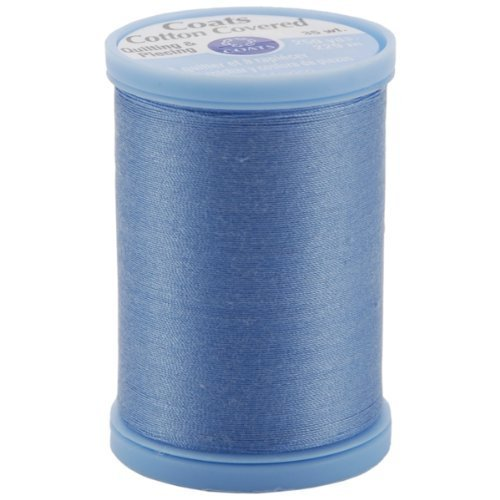 Cotton Covered Quilting & Piecing Thread 250 Yards-September Sky by Coats: Thread & Zippers
