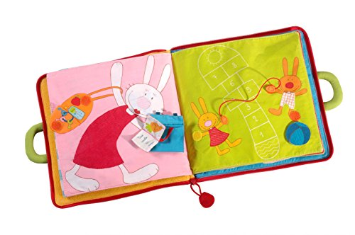 Lilliputiens - 86604 - Livre - Bonjour petit lapin