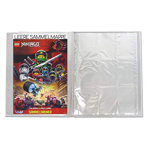 LEGO Ninjago - Serie 3 - Leere Sammelmappe - Deutsch