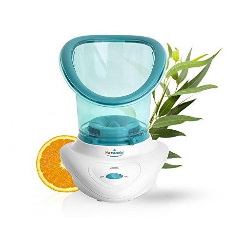Laboratoire Puressentielle Dampfverteiler Inhalator & Hammam Facial - Einfach Duft Inhalator