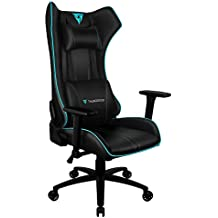 ThunderX3 UC5HEX - Silla gaming profesional (7 colores RGB, 3 efectos, altura regulable