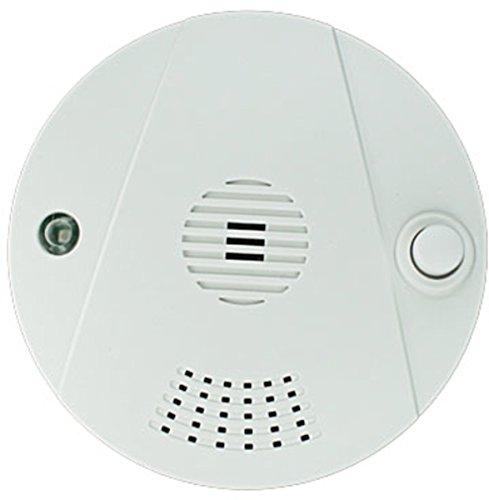 LUPUSEC Hitzemelder für die XT Smarthome Alarmanlagen, Meldet Feuerentwicklung in Bädern oder...