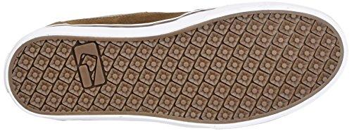 Globe Mahalo, Chaussures de Skateboard Homme Braun (Dark Earth/Walnut)