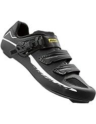 Mavic Aksium Elite Rennrad Fahrrad Schuhe schwarz/weiß 2016