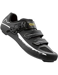 Mavic Aksium Elite II - Zapatillas ciclismo carretera Hombre - negro Talla 40 2/3