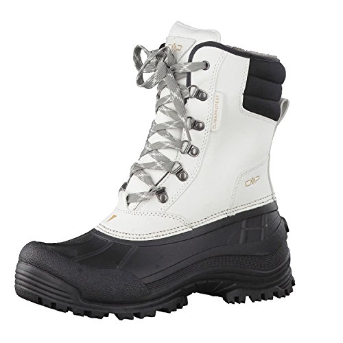 CMP Kinos WMN Clima Protect Winterboots, Groesse 38, weiß