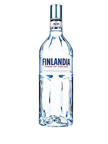 Finlandia Vodka - 40{43e906a670a21c9a13ae2968269d6cc920a1235473200ea9cc0e02766c0060ec} Vol. (1 x 1 l)/Reinheit, purer Geschmack und Qualität auf ganz natürliche Weise.
