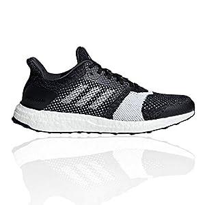 adidas Ultraboost St M, Zapatillas de Running para Hombre, Negro Core Black/FTWR White/Carbon, 43 1/3 EU