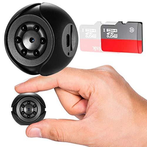 Mini camera di sicurezza HD con Visione Notturna