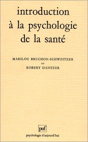 Introduction  la psychologie de la sant