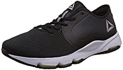 Reebok Mens Cloudride Dmx 2.0 Black/Cloud Grey Nordic Walking Shoes - 8 UK/India (42 EU)(9 US)