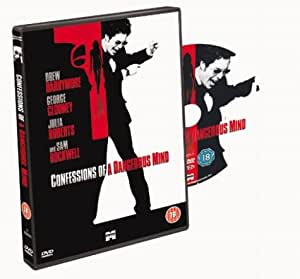 Confessions Of A Dangerous Mind [DVD] [2003]