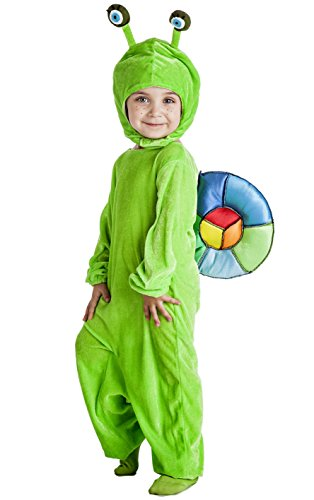 Imagen de disfraz de caracol infantil 3 4 años