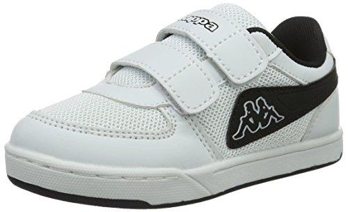 kappa-trooper-light-sun-zapatillas-unisex-ninos-blanco-white-black-35-eu
