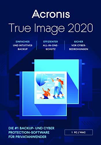 Acronis True Image 2020 - 1PC
