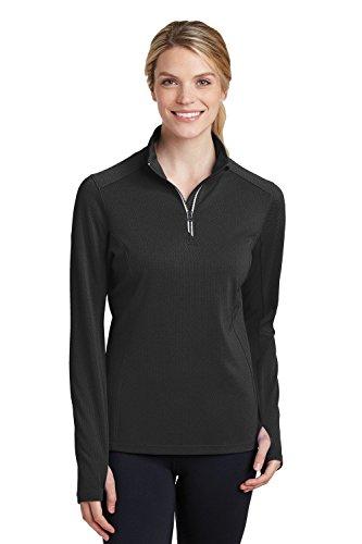 Sport-Tek - Sweat-shirt - Femme Noir - Noir