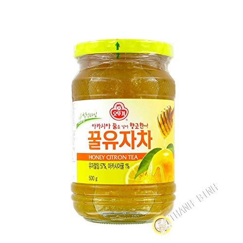 Honey Citron Tea 500g