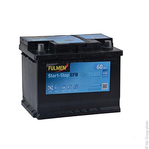 Batteria di avviamento Exide EI600