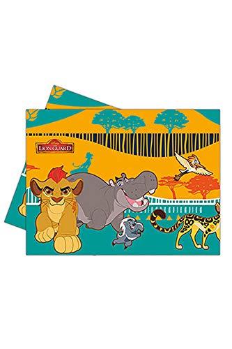 s Kunststoff Disney Lion Guard Tischdecke, 1,8m x 1,2m ()
