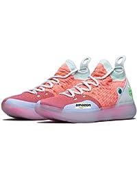 quality design 42b3a ba8ff Arancia EYBL Scarpe da Basket Uomo Scarpe Ginnastica Pallacanestro Mens  Basketball Sneakers