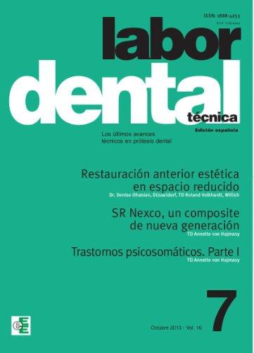 Labor Dental Técnica 7-2013 por VARIOS AUTORES