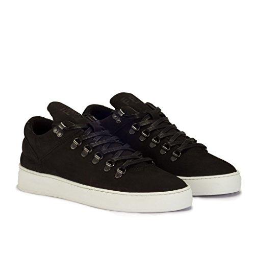 Filling Pieces 101201218150 - Zapatillas para hombre negro Size: 42 8yF0ES