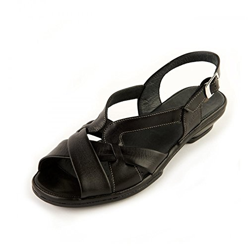 suave-flat-sandal-casual-comfort-pru-black-6
