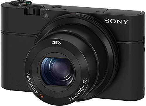 Foto Sony DSC-RX100 Fotocamera Digitale Compatta, Cyber-shot, Sensore CMOS Exmor R...