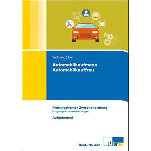 automobilkaufleute euro bd 1 vertriebs und serviceleistungen fur automobilkaufleute