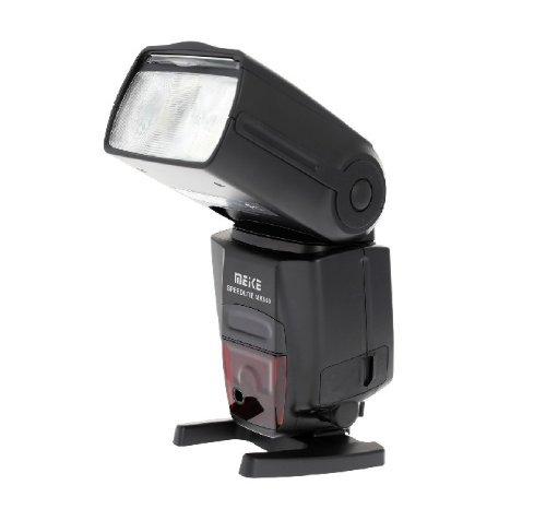MEIKE FLASH DA SLITTA MK-600 PER CANON EOS COME 600EX HSS 1/8000S...