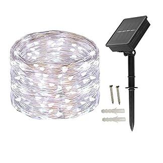 Solar-LED-Lichterkette200LEDs-im-22meter-KupferDrahtWasserdicht-IP65Auenlichterkette-Lichterketten-Fr-Hochzeit-Party-und-Weihnachten-Garten-Deko-Gebude-Beleuchtung-Aussen