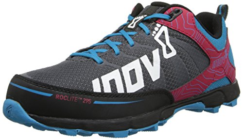 inov-8 Roclite 295 - Zapatillas trail running para mujer - gris/Turquesa Talla 41,5 2015