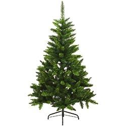 Árbol de Navidad artificial blooming VERDE - Altura 1m80 - 622 Ramas - Calidad lujo