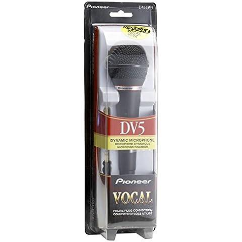 Pioneer Microfono DM-DV5 dinamico