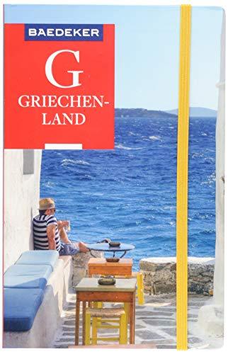 Baedeker Reiseführer Griechenland: mit praktischer Karte EASY ZIP