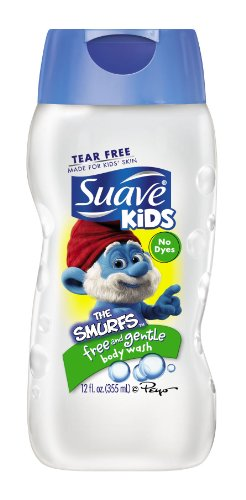 Suave Kids Free & Gentle Body Wash, 12 oz by Suave