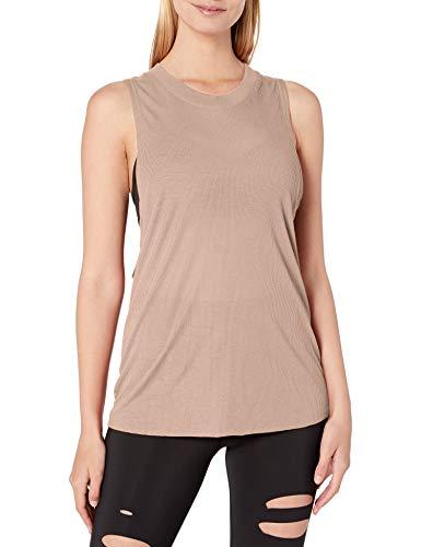 Alo Yoga Damen W2459R Ärmellos Hemd