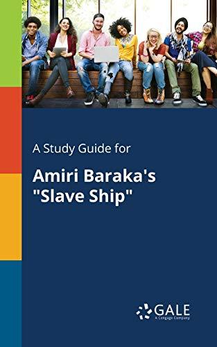 A Study Guide for Amiri Baraka's