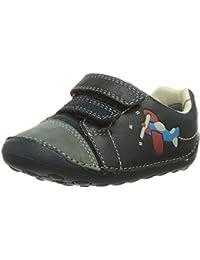 Clarks primer zapato de lilfolkflo inf niña t Navy 10 G