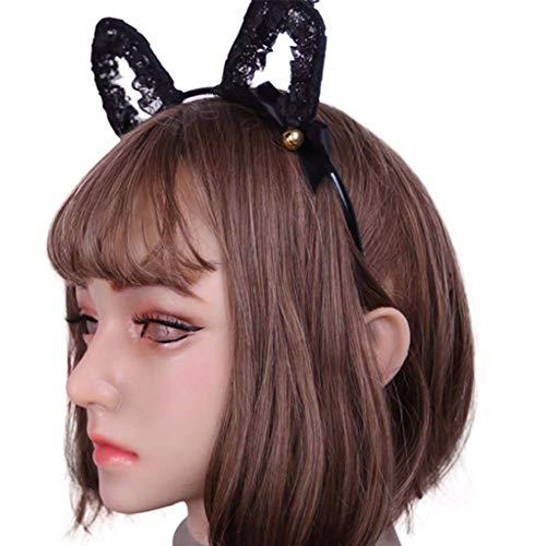 Realistische Silikonmaske Engel Maske Weibliche Maske Halloween Maske Cosplay Mann Zu Frau Shemale - Luft Göttin Kostüm