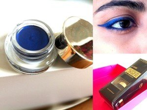 Loreal Paris Super Liner Sapphire Blue 05 Gelintenza Waterproof Eyeliner Kajal 2.8G*2 (Pack Of 2) ...  available at amazon for Rs.1697
