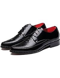 Scarpe sportive Primavera casual nere con stringhe per uomo Gaolixia