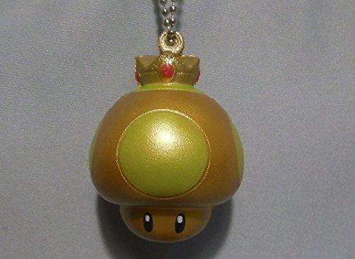 Preisvergleich Produktbild Nintendo Super Mario Kart 8 Funyu funyu Mascot Figure Keychain Swing~Golden Mushroom