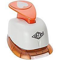 Wedo 168201 - Perforador con forma de corazón