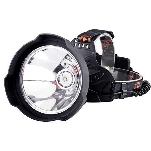 Phare LED phare super lumineux hardhat light usb rechargeable