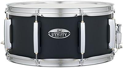 Pearl 14x 6,5moderno utilidad Snare Drum, Negro Hielo mus1465m/234
