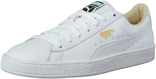 Puma Basket Cls Lfs F6, Sneakers Basses homme Blanc