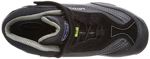 Lavoro 090 ESD, Chaussures de sécurité mixte adulte Noir (Noir)