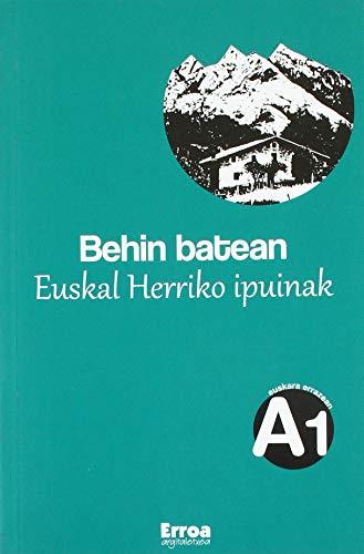 Behin batean: Euskal Herriko ipuinak (Zirimiri)